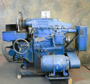 17 Chk 10hp Spdl Arter A3 16 Rotary Surface Grinder Power Ram Reciprocation T
