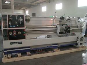 32 Swg 80 Cc Birmingham Ycl 3280 Engine Lathe D1 8 With 4 1 8 Spdl Bore
