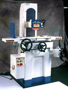 6 W 18 L Supertec Stp 2a618 Surface Grinder 2 Axis Automatic 3 Hp
