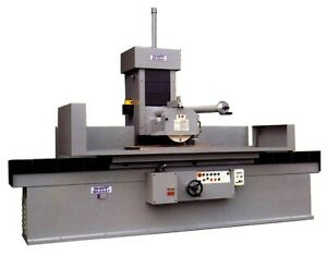 24 W 60 L Sharp Sh 2460 Surface Grinder 10 Hp 2 Or 3 Axis