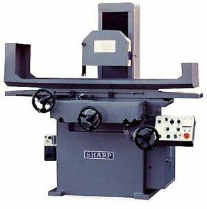 8 W 20 L Sharp Sh 920 Surface Grinder 3 Hp 2 Or 3 Axis