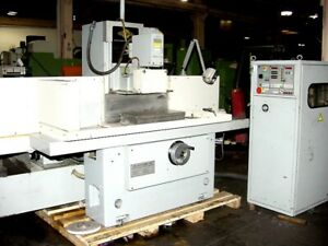 12 X 24 Elb perfekt Series High precision 3 Axis Auto Surface Grinder 1990