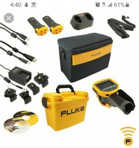 New Fluke Ti200 60hz 200 X 150 Infared Thermal Imaging Imager Camera Accessories