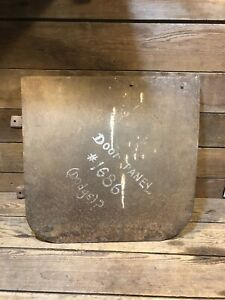 Antique Dodge Door Panel Ford Model T Coupe Roadster Chevy Handle Sedan Touring
