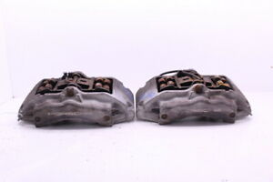 2004 2010 Porsche Cayenne 955 Front Brake Caliper Pair Set Brembo 95535142253 9