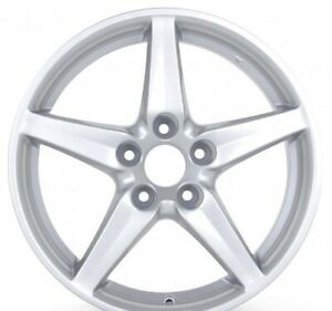 New 17 Replacement Alloy Wheel Rim Acura Rsx Type S 2005 2006 Aly71752u20n
