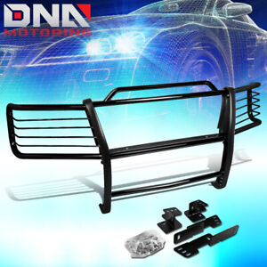 For 2000 2006 Chevy Suburban Tahoe Front Bumper Brush Grille Guard Protector
