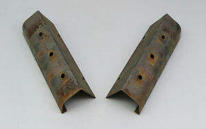1958 Dodge Sweptside Pickup Town Wagon Panel Truck Front Grill Support Brackets