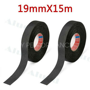 2roll Cloth Tape Wire Electrical Wiring Harness Car Auto Suv Truck 19mm 15m