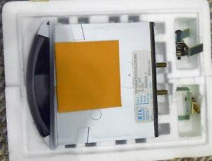 New 180 Yew Eil Yokogawa Panel Meter Temperature Degrees 0 250 0 10 Dc Volts