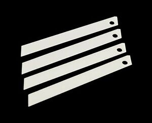 2 Pack Ceramic 9mm 3 8 Replacement Blade For Use With Retractable Box Cutters