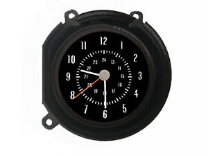 New 1968 Pontiac Gto Quartz Clock For Dash Battery Powered