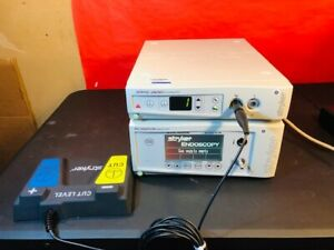 Stryker Serfas Energy Rf Generator With 40l Highflow Insufflator t1341