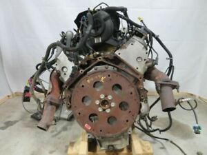 6 0 Liter Engine Motor Lq4 Gm Chevy 109k Complete Drop Out Ls Swap