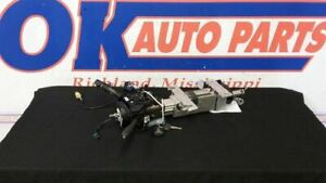 05 Chevy Corvette C6 Steering Column With Tilt Cruise And Delay