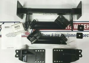 Boss Plow 2007 Up 1 2 Ton Gm Sport Duty Htx Rt3 Uc Mounting Kit Lta09002c
