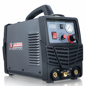 Cts 160a 3 in 1 Combo 160 Amp Tig torch Stick Arc Welder 30 Amp Plasma Cutter
