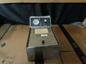 Lipshaw Electric Laboratory Drier Model 218 power On N f t