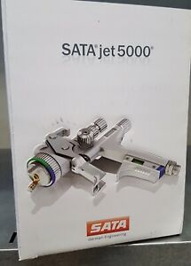 Sata Jet 5000 Rp 1 2 Spray Gun X Tool Kit Rps Cup