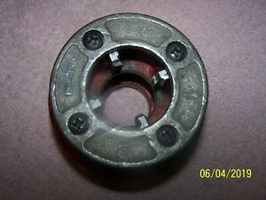 Ridgid 12 r Pipe Threader Die Head 1 Npt