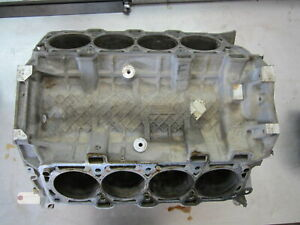 Blm48 Bare Engine Block 2014 Ford F 150 5 0 Br3e6015hf