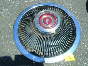 1968 1973 Ford Ltd Country Squire 15 Hubcap Oem Hollander 647 4