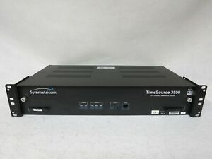 Symmetricom Timesource 3500 Iss A Gps Primary Reference Source 72050 01