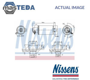 Nissens A c Air Conditioning Dryer 95260 G New Oe Replacement