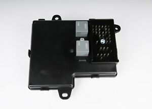 Body Control Module Acdelco Gm Original Equipment 25861370