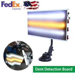 Paintless Dent Repair Hail Removal Usb Led Light Line Board Copper Cable Us Ship