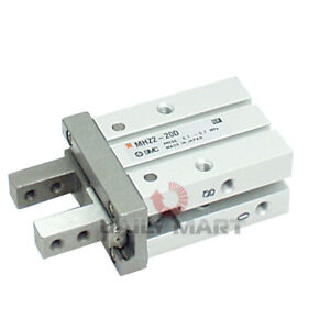 New In Box Smc Mhz2 20d Double Action Pneumatic Gripper