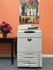 Xerox Docucolor 260 Production Printer Copy Scan Network Color 75ppm Laser A3