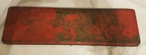 1963 Vintage Snap on Tools Box Kra 281