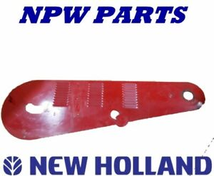 New Holland Hm236 Disc Mower Cover Replaces 87349771 87349772