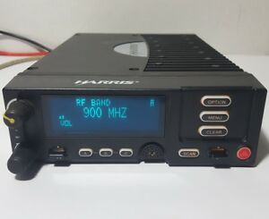 Harris M5300 Mahk s9mex 900 Mhz Mobile Radio For Edacs Ru 144750 181