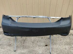 Bumper Cover For 2011 2013 Toyota Corolla S Xrs Models Usa Built Rear