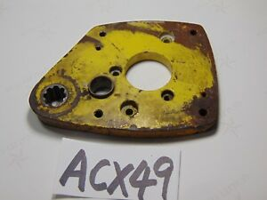 Used Bosch Brute Jack Hammer Part Intermediate Plate Cover 1612310003