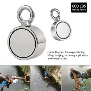Super Strong Powerful Neodymium Magnet Hook Rescue Magnet Fishing Equipment Hold