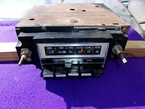 1977 And or 1976 Oldsmobile Cutlass Original Am fm Stereo Radio Good Working