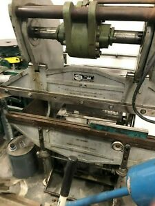 12t Diacro 18 48 4 Punch Press