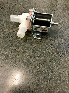 Universal Water Valve Solenoid 24v With Adjuster T3 T5 Ss5 And More 1213803