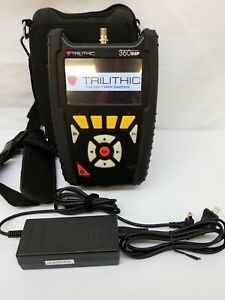 Viavi Trilithic 360 Dsp Cable Meter Test Catv Docsis 3 1 Updated Certification