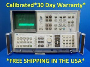 Agilent Hp Keysight 8568b Spectrum Analyzer 100 Hz 1 5 Ghz