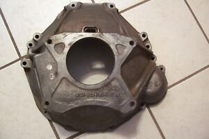 1971 1973 Ford Mustang Torino Cougar 351 Top Loader Bell Housing D1ta 6394 Aa