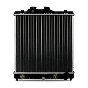 Radiator 1992 1998 Honda Civic Replacement Mishimoto R1290 at