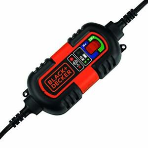 Black Decker Battery Charger Maintainer Automatic Float Trickle Car Truck 12v