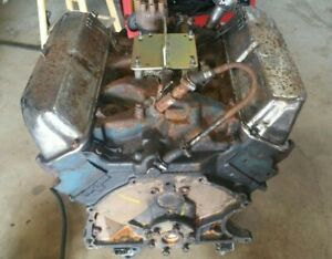 Complete Original Running Ford Big Block 390 Fe Engine From A 62 Thunderbird
