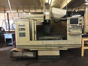 Milltronics Model Vm16 Cnc Vertical Machining Center Vmc