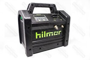 Hilmor 1950536 Lightweight Brushless Dc Refrigerant Recovery Machine