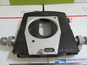 Wild Heerbrugg Swiss Biology Stage Table Microscope Part As Pic 12 a 135